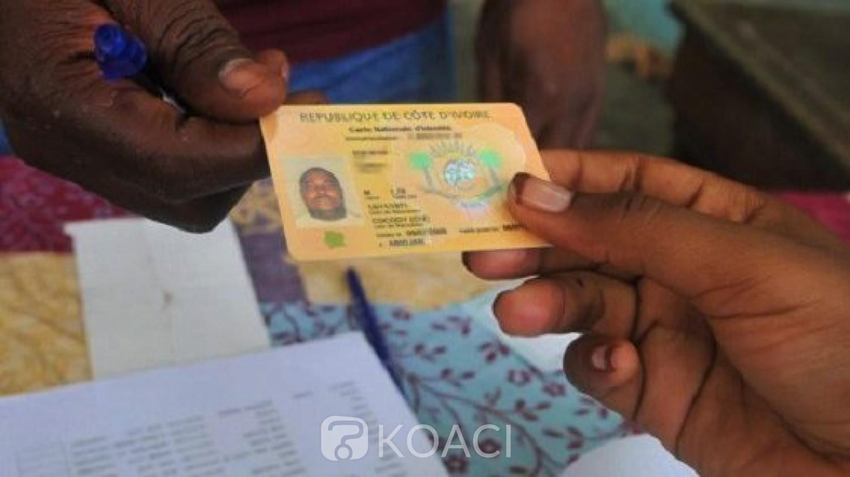 Côte d'Ivoire :    La periode de validité de la carte nationale d'identité (CNI) prorogée au 31 décembre 2021