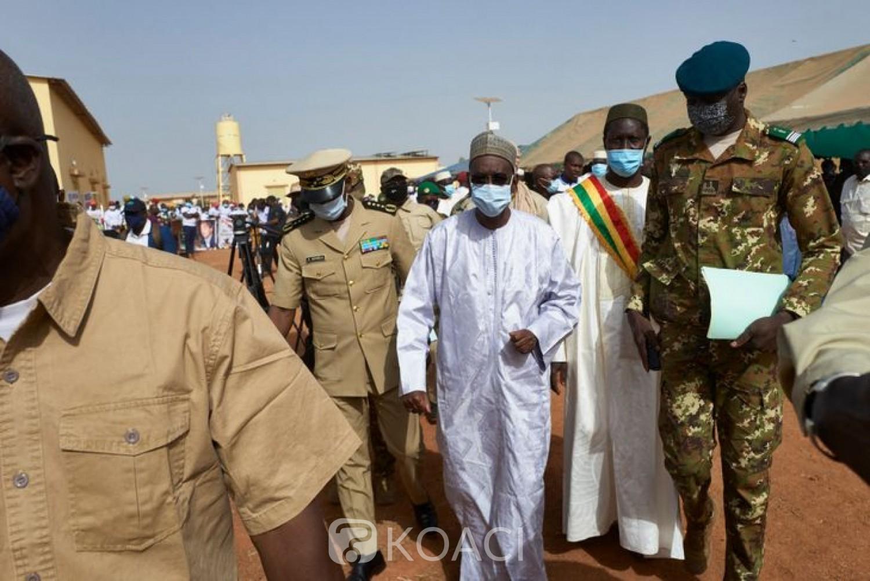Mali : La junte annonce la libération du Président Bah N' Daw et du premier ministre