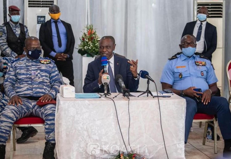Côte d'Ivoire : 300 milliards de FCFA de pertes dues aux accidents par an et augmentation abusive du tarif du transport, Amadou Koné dénonce