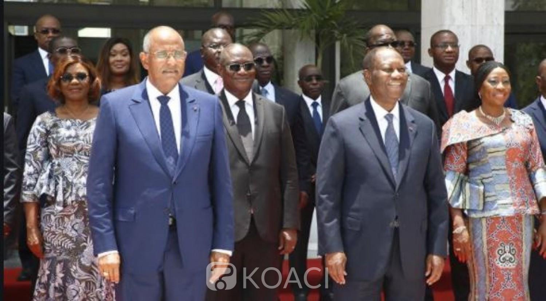 Côte d'Ivoire : Remerciements à Ouattara pour la nomination de Patrick Achi à la Primature, la cérémonie prévue samedi reportée sans aucune précision