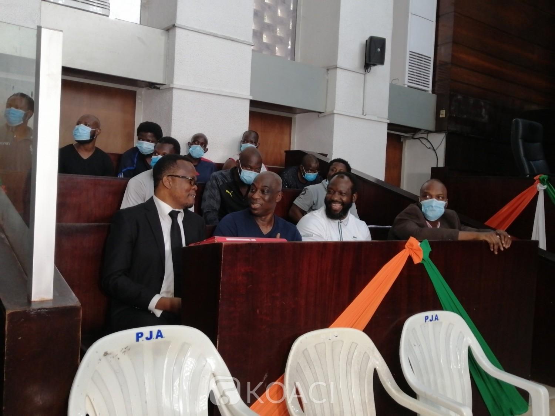 Côte d'Ivoire :    Procès de Soro et ses proches, ex-chef de sa garde rapprochée affirme avoir donné l'ordre à ses éléments de jeter à la lagune des armes stockées au siège de GPS