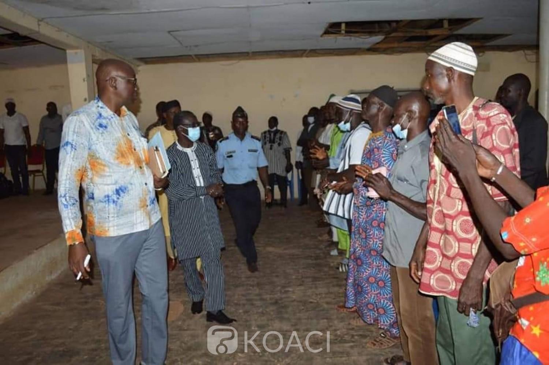 Burkina Faso : appel à dénoncer des cas d'implication de Burkinabè dans des activités politiques ivoiriennes