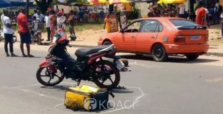 Côte d'Ivoire : Un livreur à moto trouve la mort dans un accident à Yopougon