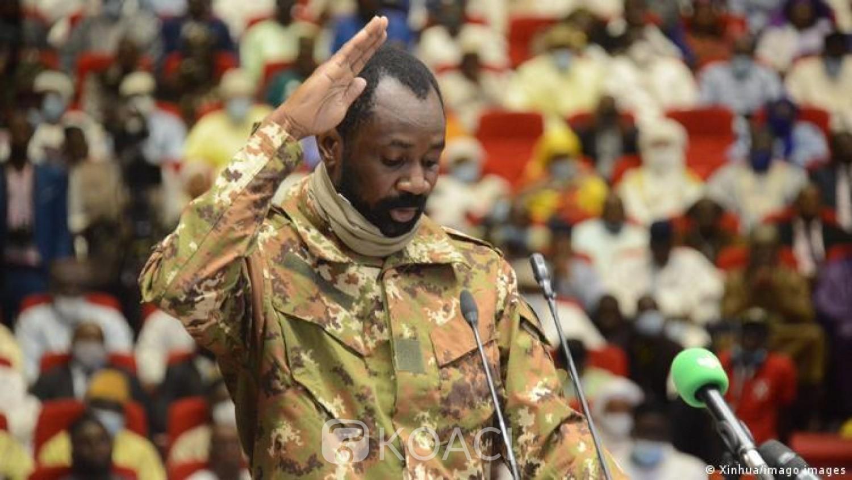 Mali : C'est officiel ! Assimi Goita déclaré Président de la transition