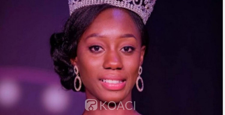 Burkina Faso : l'étudiante en BTP Kadidjarou Nikiéma élue Miss université 2021