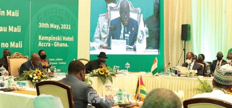 Mali : Suspension de la CEDEAO, Goita en place, un PM civil réclamé