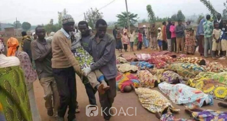 RDC : Massacre en Ituri , près de 50 personnes tuées dans des attaques
