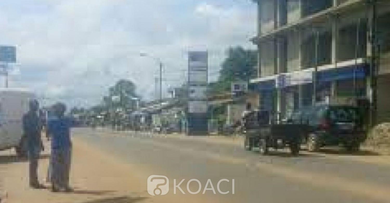 Côte d'Ivoire : Soubré, une fusillade éclate entre des gendarmes et des hommes armés, un mort et une arme de guerre saisie