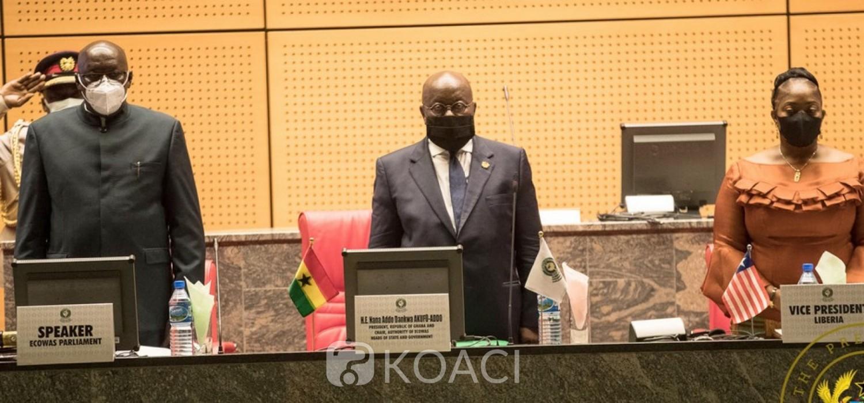 Cedeao : Choix des députés, Akufo-Addo plaide pour une élection directe sous régionale