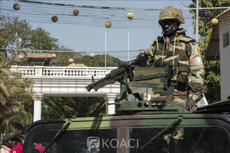Sénégal : Relance des opérations de l'armée  en Casamance