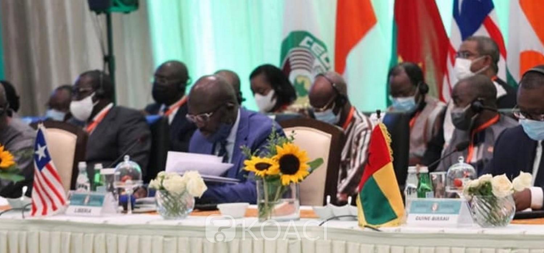 Liberia : Réaction de Weah après le sommet de la CEDEAO sur le Mali