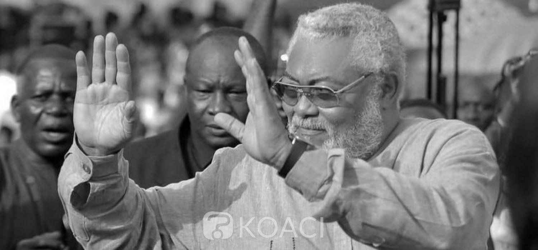 Ghana :  Un américain allègue un complot sur le décès de Rawlings