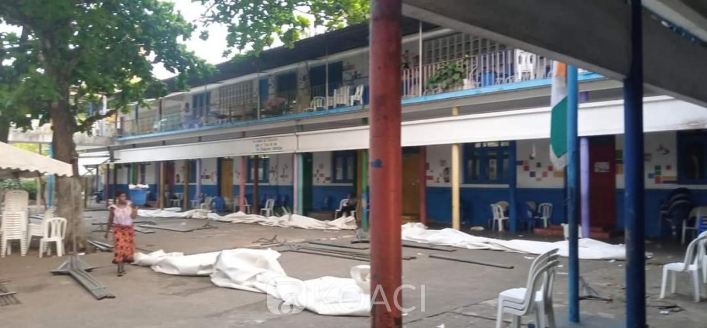 Côte d'Ivoire :    Plateau, démolition annoncée de l'Externat Saint Paul, après les parents d'élèves, les anciens de l'établissement «implorent » le Cardinal Kutwa de surseoir à son projet