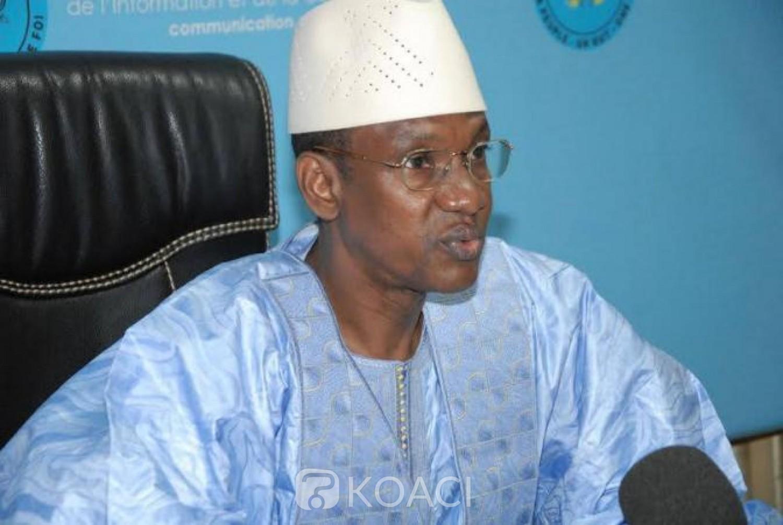 Mali : Le Mali a un nouveau Premier ministre, Choguel Maiga, responsable du M5 –RFP
