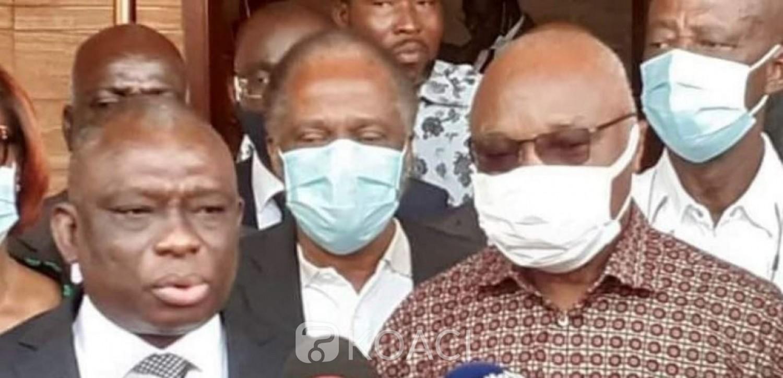 Côte d'Ivoire : Retour de Gbagbo annoncé pour le 17 juin, KKB : « C'est à lui de décider quand il vient dans son pays »