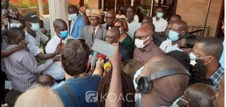 Côte d'Ivoire : Polémique autour de la date du retour de Gbagbo, Assoa Adou fait une révélation de taille