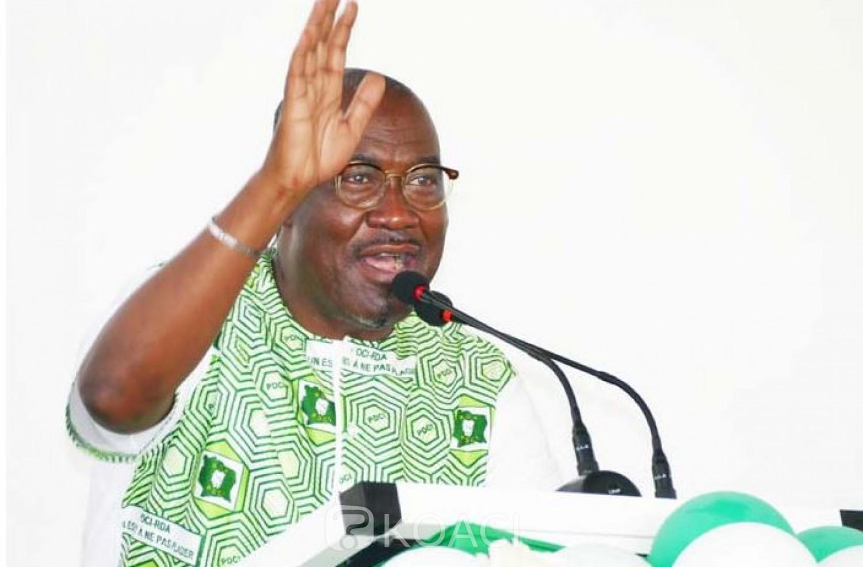 Côte d'Ivoire : Aby Raoul : «  En  2025, le PDCI ne peut plus se permettre d'être dans l'opposition »
