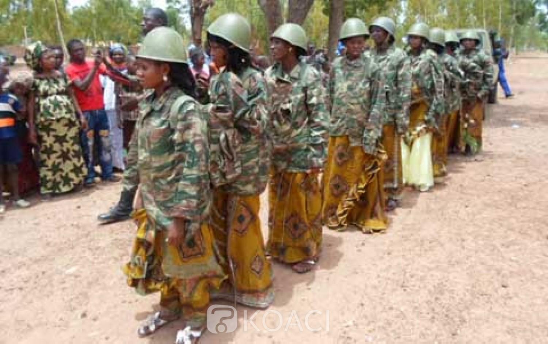 Burkina Faso : Mariage militaire, la hiérarchie interdit le   « bizutage »  du conjoint civil