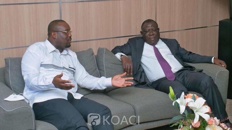 Côte d'Ivoire : Stéphane Kipré reconnaissant envers Bacongo qui a œuvré pour  son retour au pays