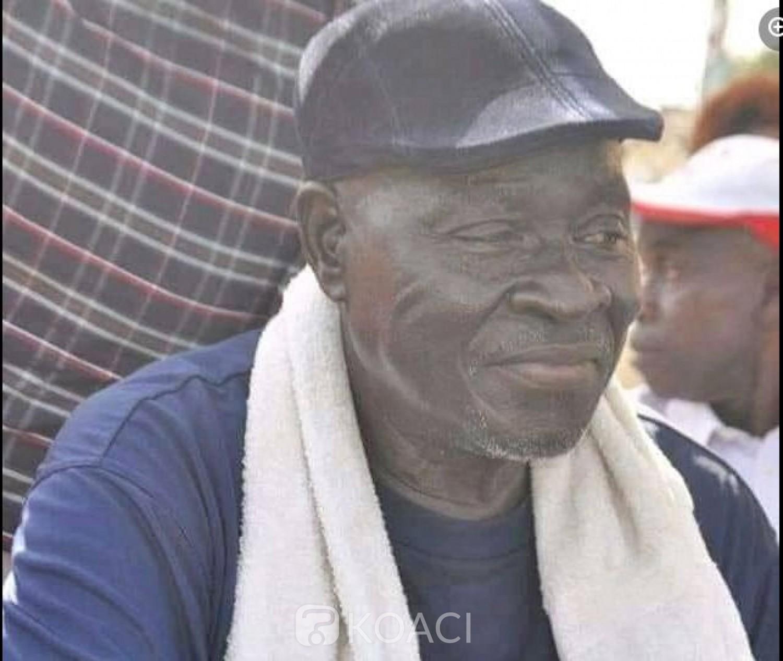 Côte d'Ivoire : L'ex-international footballeur  Koffi Konan dit Bébé a tiré sa révérence (proches)
