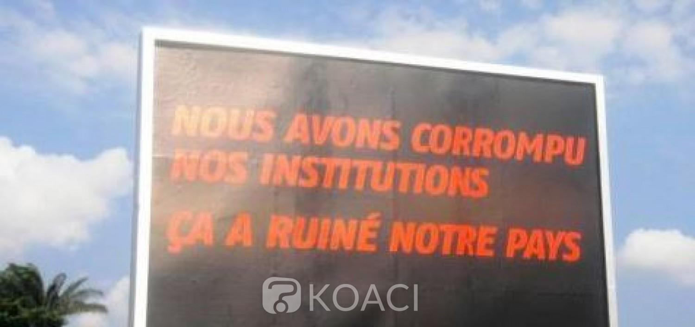 Côte d'Ivoire : Lutte contre la corruption et le racket, 73 dossiers de procédure d'enquête disponibles
