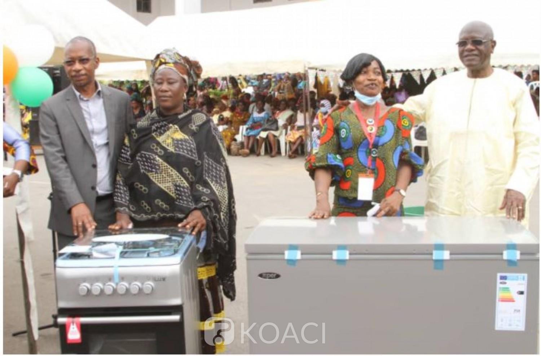 Côte d'Ivoire : Célébration de la Fête des mères, à Yopougon, le Maire Gilbert Kafana Koné  cadeaute 5 000 femmes