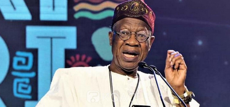 Nigeria :  Twitter suspendu jusqu'à nouvel ordre