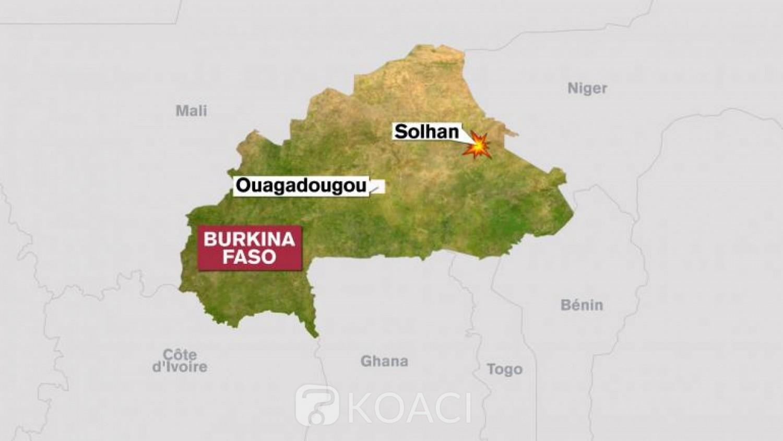 Burkina Faso : Plus d'une centaine de civils tués à Solhan