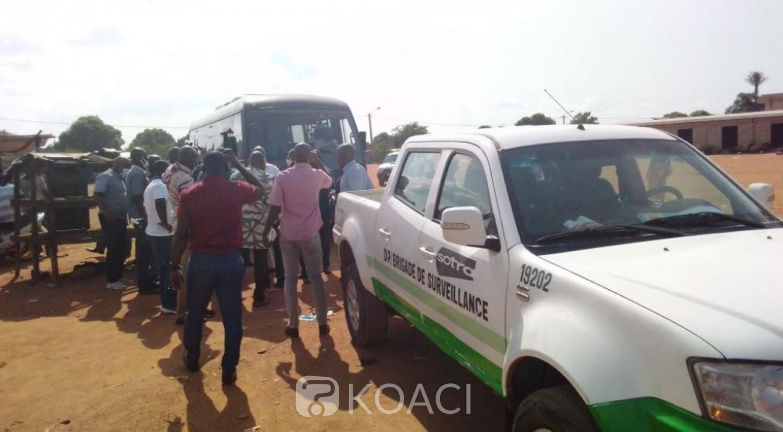 Côte d'Ivoire : Dernier virage avant le démarrage des activités de la SOTRA à Bouaké, une mission sur le terrain