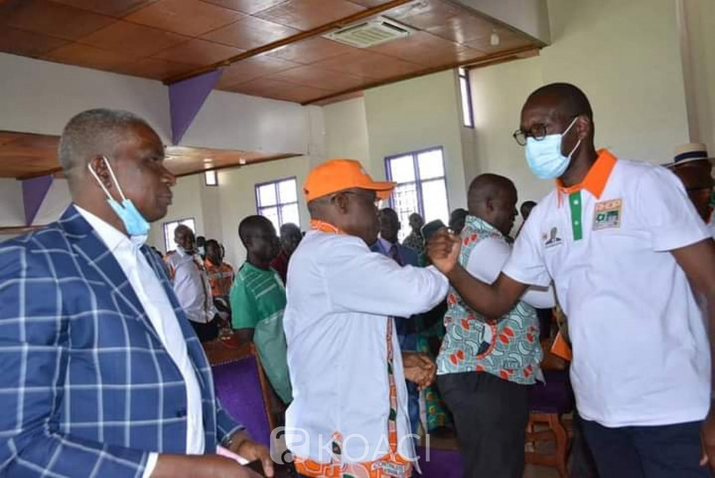 Côte d'Ivoire : Percée du Rhdp dans la Marahoué face au Pdci, les élus et cadres préparent une fête exceptionnelle et lancent un appel aux populations