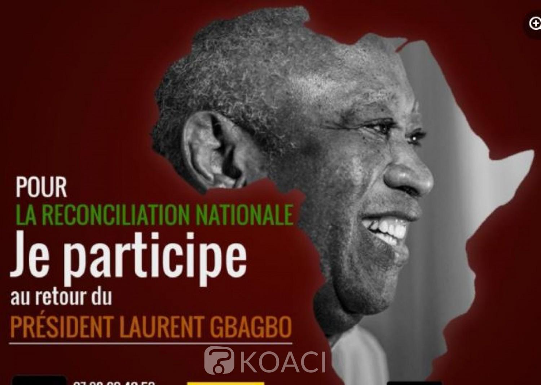 Côte d'Ivoire : Pour le retour de Gbagbo, ses partisans invités à contribuer financièrement