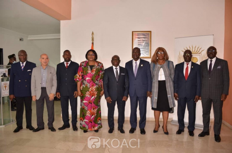 Côte d'Ivoire :  KKB chez Jeannot Ahoussou-Kouadio, le Président du Sénat propose au ministre de la Réconciliation « d'organiser dans un cadre strictement républicain, l'arrivée du Président Gbagbo »