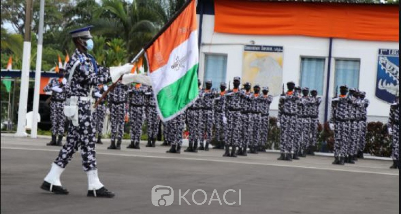 Côte d'Ivoire : Ouverture du concours d'entrée dans les écoles de Gendarmerie, session 2021