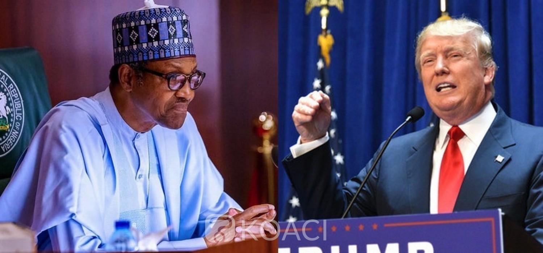 Nigeria-USA :  Trump se range derrière le Nigeria pour la suspension de Twitter