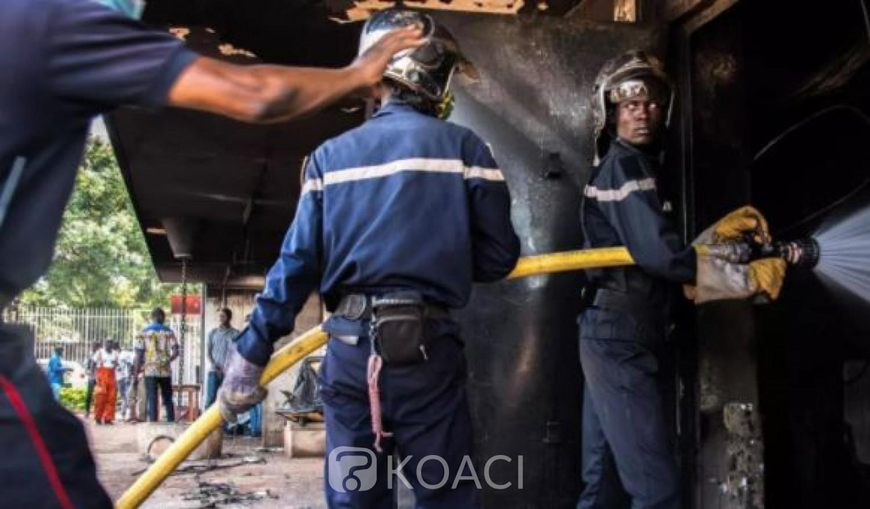 Centrafrique : Panne réseau géante après l'incendie des locaux d'Orange Centrafrique