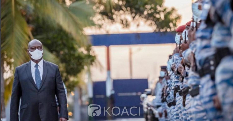 Côte d'Ivoire : Après l'attaque des FACI  à Tougbo, Téné Birahima Ouattara : « Nous resterons toujours vigilants pour la défense du territoire »