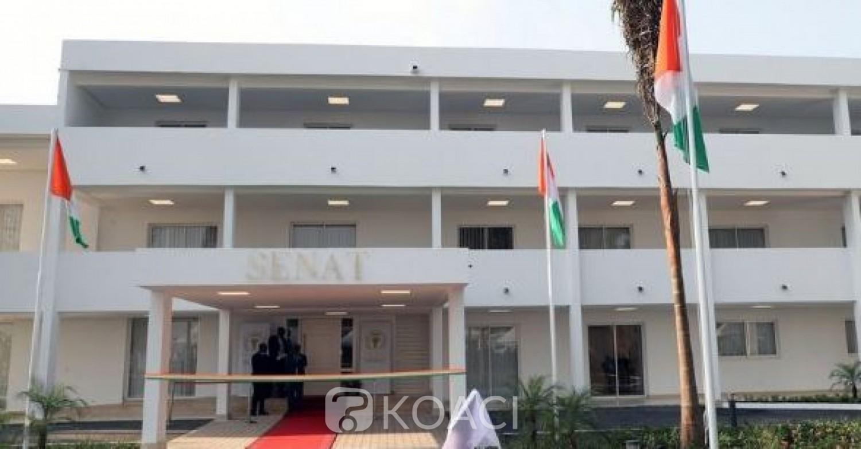 Côte d'Ivoire :   Election partielle du Sénat, le collège électoral convoqué le 31 juillet 2021 pour pourvoir les 5 sièges vacants