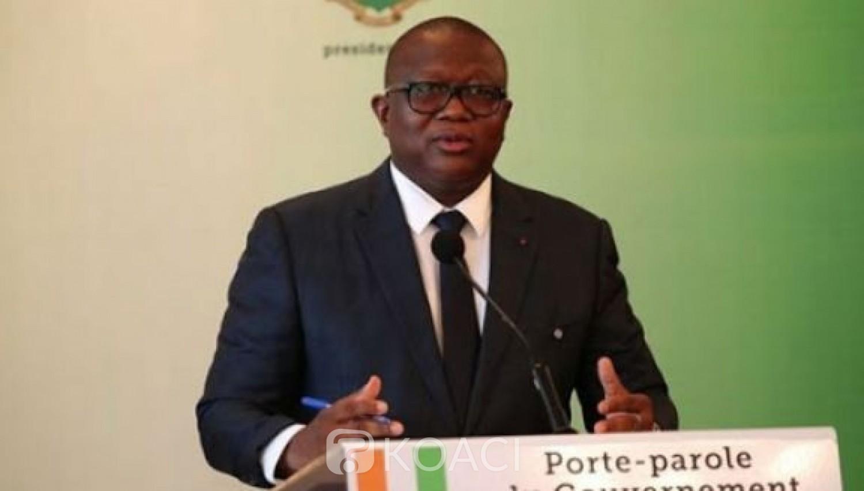 Côte d'Ivoire :  Amadou Coulibaly à propos de l'arrivée de Gbagbo le 17 juin 2021 : « les discussions se poursuivent et quand les conclusions auront été arrêtées, tout le monde sera informé »