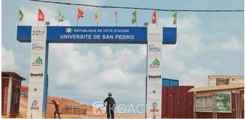 Côte d'Ivoire : Enseignement Supérieur, l'université de San Pedro ouvre ses portes aux étudiants en Octobre prochain