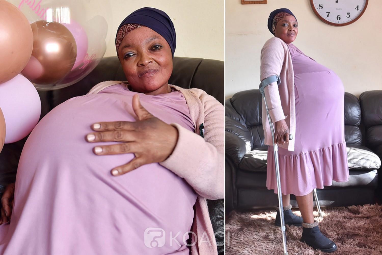 Afrique du Sud : Nouveau record ! Une sud-africaine donne naissance à 10 bébés