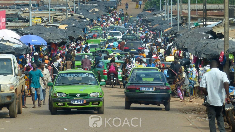 Côte d'Ivoire : Man, un agent de la mairie braqué par des individus armées avec la complicité d'un taximan