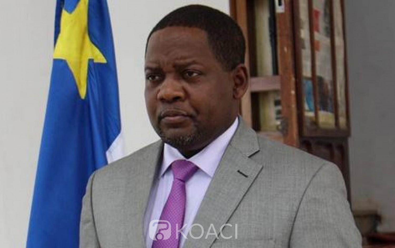 Centrafrique : Le Premier ministre Firmin Ngrebada démissionne