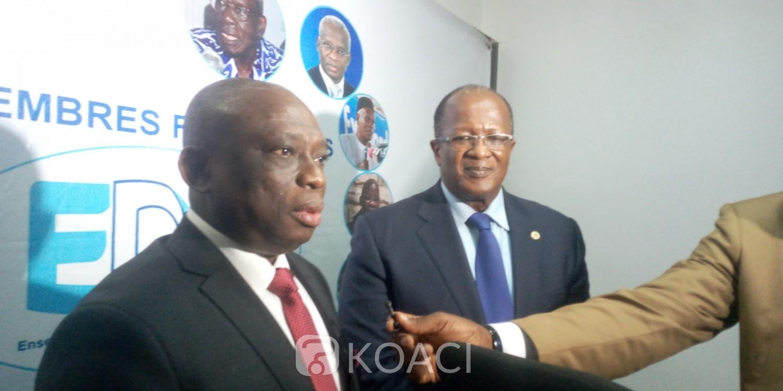 Côte d'Ivoire : Retour de Gbagbo, KKB en visite chez Ouégnin  martèle « Tout ce qui me préoccupe c'est prendre Gbagbo, le déposer chez lui sans que rien ne lui arrive»