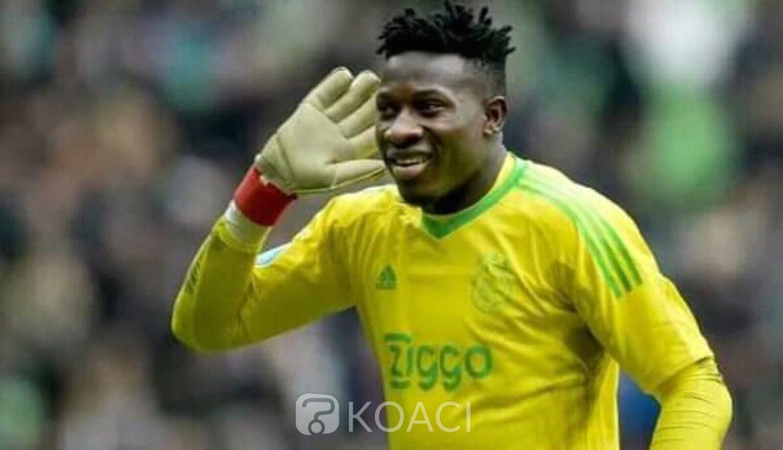 Cameroun : Dopage, l'international camerounais André Onana voit sa suspension réduite à neuf mois