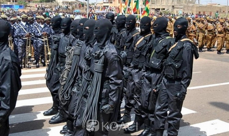 Burkina Faso : Operationnalisation des forces spéciales