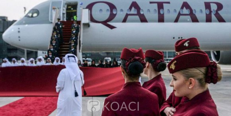 Côte d'Ivoire : Qatar Airways,  trois  vols hebdomadaires au départ d'Abidjan à partir du mercredi, 376 000 FCFA  tarif de lancement