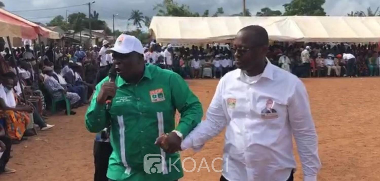 Côte d'Ivoire : Reprise des législatives 2021 à Grand Béréby, le RHDP deploie les gros moyens pour tenter de battre de candidat de Gbagbo