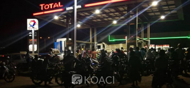 Togo : Réflexe d'automobilistes avant l'entrée en vigueur de la hausse du prix du carburant