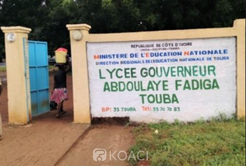 Côte d'Ivoire : A l'approche des examens du Baccalauréat, deux candidats  connaissent  un destin tragique