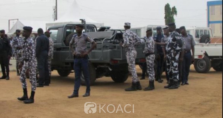 Côte d'Ivoire : 3500  forces de l'ordre déployées pour les législatives partielles prévues ce samedi